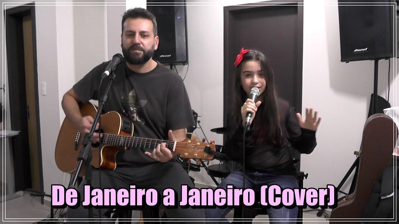 De Janeiro a Janeiro ( Cover ) Malu Gaiteira