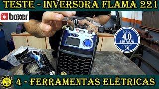 Baixar Ferramentas Elétricas / Inversora FLAMA 221 da BOXER