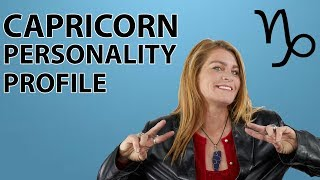 CAPRICORN ~ Personality Profile: by The Cowgirl Astrologer Chrystal Lynn Astrology