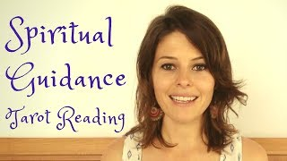 Spiritual Guidance Reading