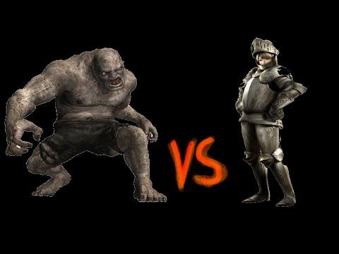 Ashley Knight Armor vs El Gigante Re4 Red9 Minethrower pt 4