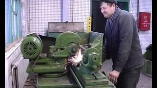 Металлорежущие станки довоенных лет еще работают!