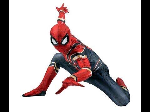 Карнавальный костюм Броня Железного Паука