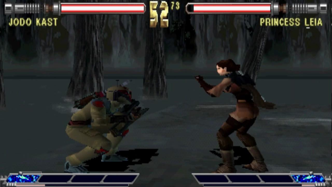 Game Pc Kast : Star wars: masters of teras kasi hidden characters 3 4 : jodo kast