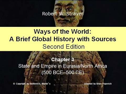 Chapter 3: State and Empire in Eurasia