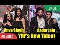 UNCUT - YRF's New Talents Launched By Ranbir And Anushka   Aadar Jain And Anya Singh