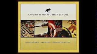 "2003-2004 Rancho Bernardo High School Wind Ensemble ""Occident et Orient"" Camille Saint-Saens"