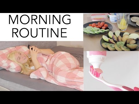 morning-routine-♥-weekend-edition