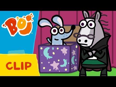 Boj - The Magician | Cartoons for Kids