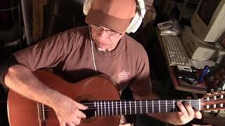 Poor Blind Woman - Villa Lobos for Classical Guitar