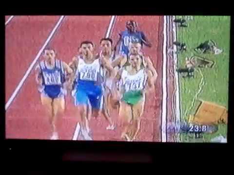 World Champs Saville 800m Semi Finals James Nolan & David Mathews