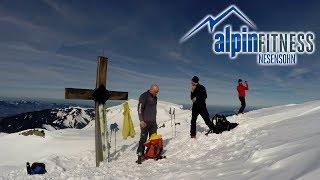 Skitour Hohe Matona 1998m :: Laterns :: Vorarlberg