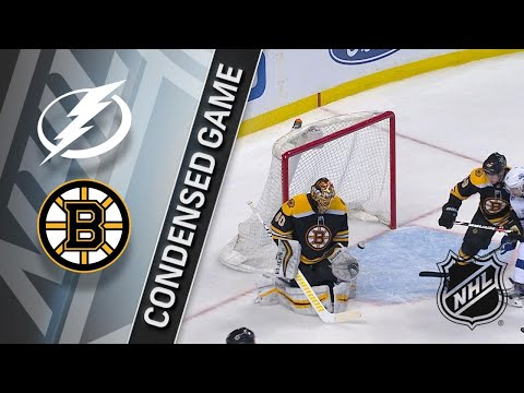 03/29/18 Condensed Game: Lightning @ Bruins