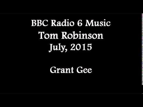 201507xx BBC 6 Music, Tom Robinson, Grant Gee