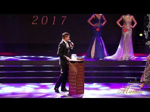 Miss Manila 2017 Coronation Night: Question and Answer of Top 5