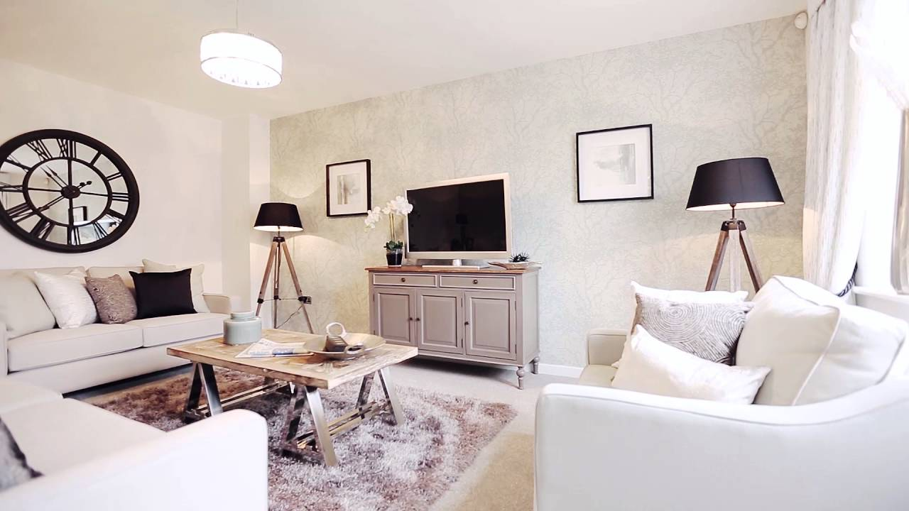 5 Homes That Prove That Less Is More: New Homes In Charnwood Grange, Shepshed