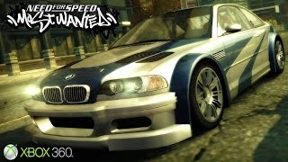 Need for Speed: Most Wanted - Gameplay Xbox 360 (Release Date 2005)