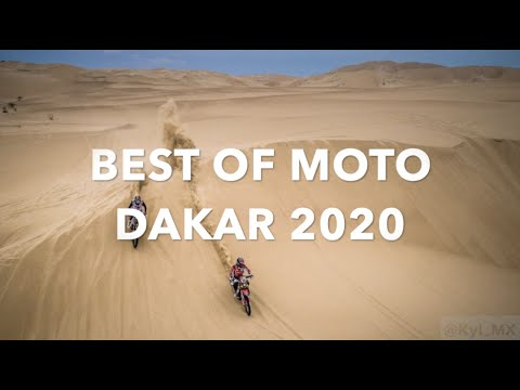 Best Of Moto - Dakar 2020 Saudi Arabia HD