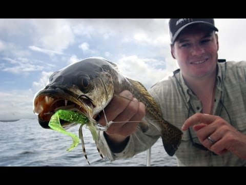 Buggs Fishing Lures owner Heath Hippel talks about one of his jigs