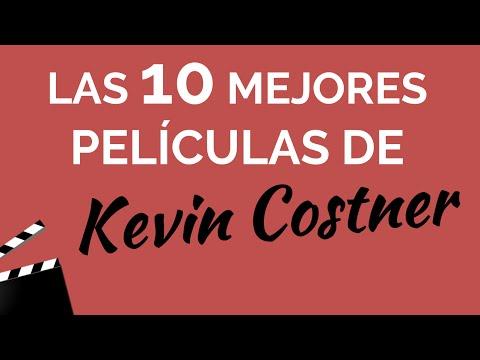 Las 10 mejores películas de KEVIN COSTNER