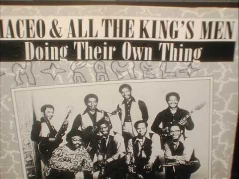 maceo & all the king's men mag poo