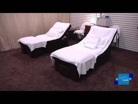 Chinese Massage at the Laurel Mall - SSPTV News
