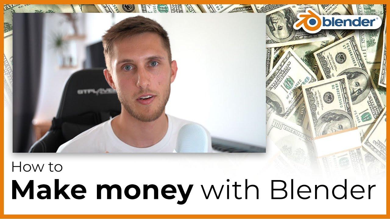 Download Make Money ASAP   Blender 2.8
