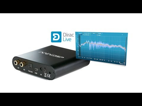 Dirac Live Overview/Review (feat. MiniDSP)