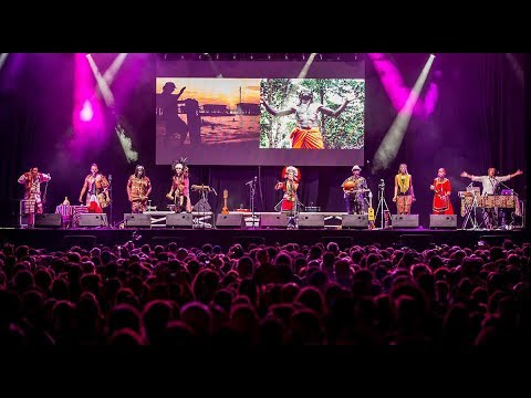Small Island Big Song - CONCERT - The Pacific & Indian Oceans Unite Onstage