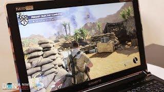 GTX 765M Benchmark: Sniper Elite 3