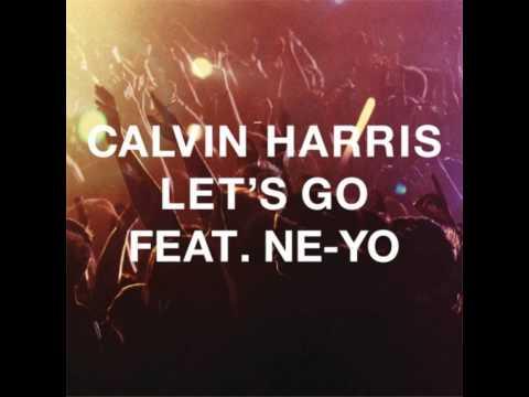 Calvin Harris ft Ne-yo - Let's Go (Official Video)