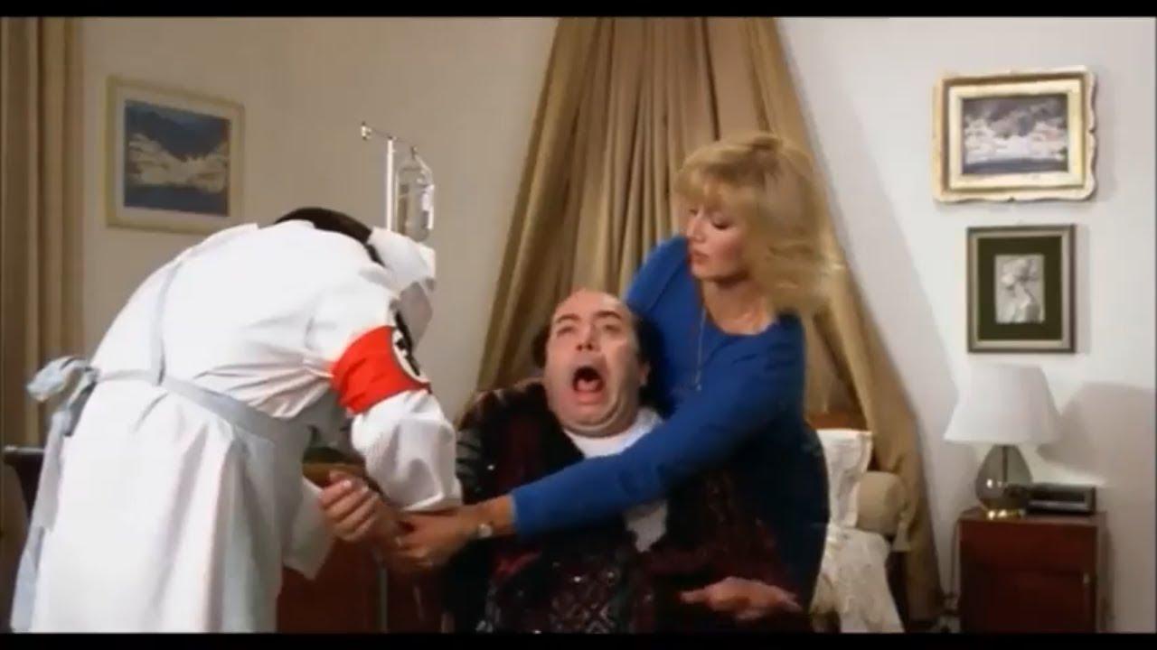 Lino Banfi-pappa e ciccia..partenza della nipote Rosina e Lino diventa ricco (fine episodio)
