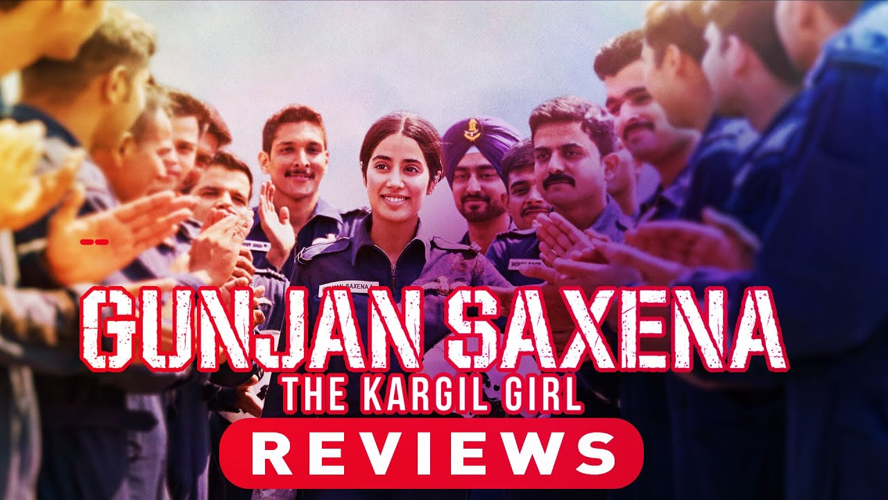 Gunjan Saxena The Kargil Girl Netflix Release Date Cast Plot Review More Release On Netflix Youtube