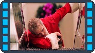Пьяный Санта шокирует детей — Плохой Санта (2003) сцена 5/7 HD