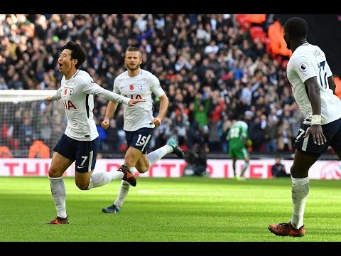 FT Tottenham 1 - 0 Crystal Palace
