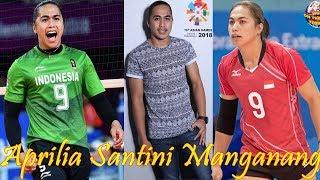 Diragukan Sebagai Wanita, Atlet Voli Putri Indonesia Di Asian Games Ini Ternyata TNI..
