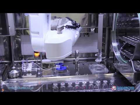 Theodorico2 Automatic Dispensing System for Radiopharmaceuticals