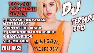 Download Dj Cinta Mu Senyaman Mentari Pagi | Spesial Andmesh Kamaleng Remix Tik Tok |  Terbaik 2020