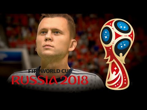 Denis Cheryshev ⚽️ All 4 Goals in 2018 World Cup: Russia (FIFA 18 Remake)