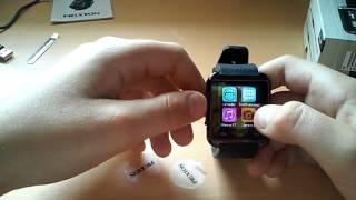 Unboxing: Reloj inteligente sw8 prixton