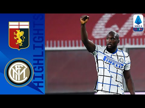 Genoa 0-2 Inter | Lukaku e D'ambrosio regalano i 3 punti a Conte | Serie A TIM
