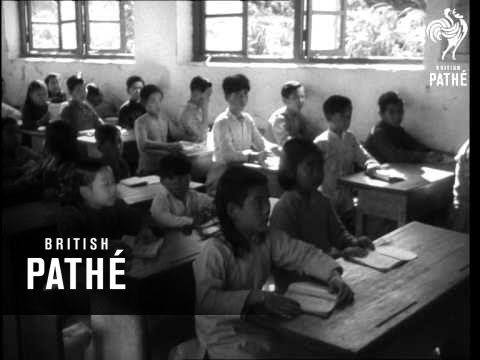 Village Children Of South China   (1951)