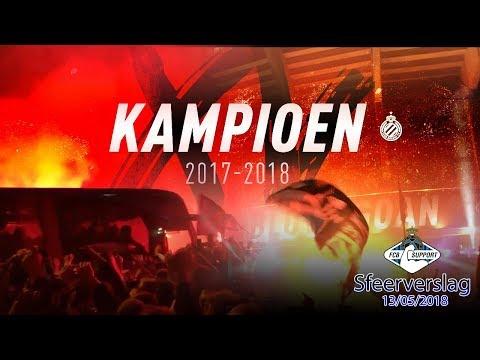 Club Brugge kampioen 🏆 (seizoen 2017-2018)