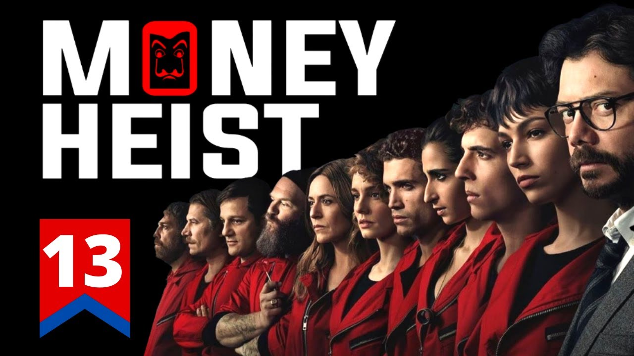 Download Money Heist Season 1 Episode 13 Explained in Hindi | Hitesh Nagar
