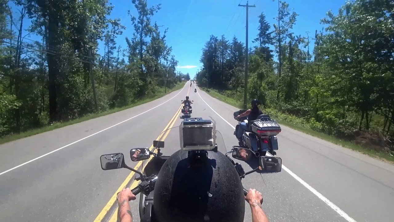 Shadow Club Motorcycle Dice Run June 16 2018 by RSamson  Surrey, B C ,Canada