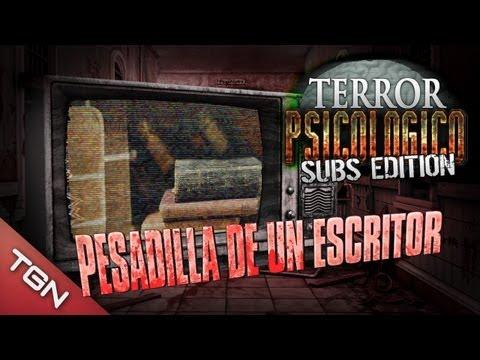 """Terror psicológico (Subs Edition) - """"Pesadilla de un Escritor"""""""
