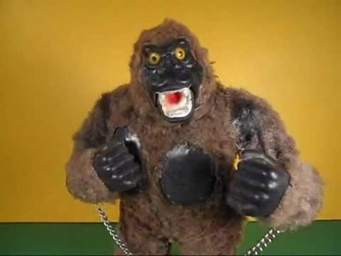 The Mighty Kong - King Kong Gorilla