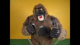The Mighty Kong - King Kong Gorilla