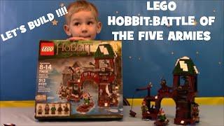 The Hobbit: The Battle Of The Five Armies Lego Set 79016 Lets Build It