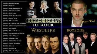 Westlife, Shayne Ward, Backstreet Boys, MLTR, Boyzone - Best Romantic Love Songs Ever
